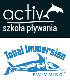 Active Szkoła pływania logo